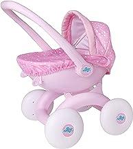 HTI Toys Dream Creations - Cochecito de bebé 4 en 1 para niños y niñas Mayores de 3 años