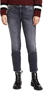 Rag & Bone/JEAN Women's Dre Low Rise Slim Boyfriend Jeans