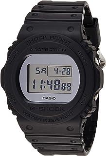 ساعة يد كوارتز للرجال بعرض رقمي وسوار من الراتنج DW-5700BBMA-1DR
