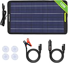 Best solar panel for car battery Reviews
