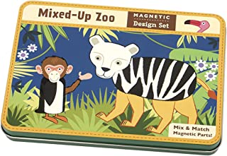 Mixed-up Zoo Magnetic Build-its