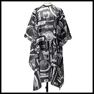 GreenLife® Waterproof Hairdressing Gown Professional Cutting Cape Salon Cape Hairdressing Cape Haircutting Apron Haircutti...