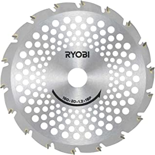 リョービ(RYOBI) 電気式・充電式刈払機用 軽量チップソー 160mm×18P 6653727