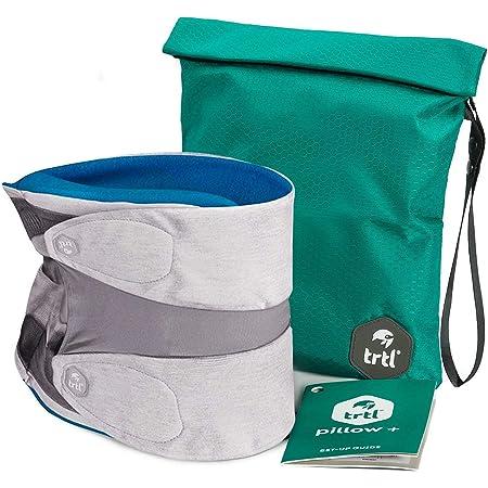 Trtl Pillow Plus - Il Primo Cuscino da Viaggio Completamente Regolabile - Blu