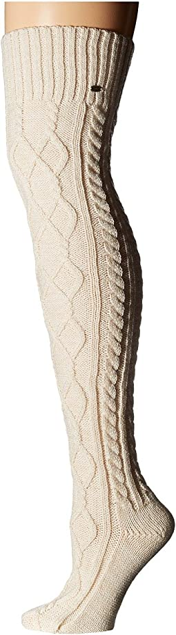 UGG Classic Cable Knit Socks