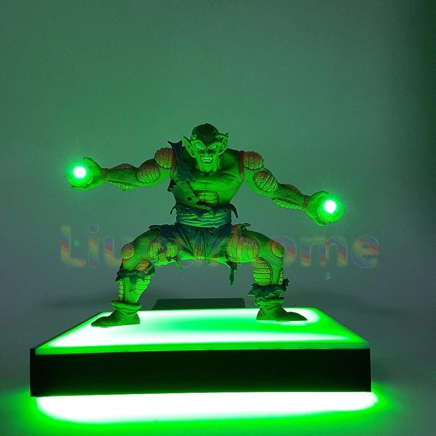 KAKALIN Dragon Ball Z Piccolo Power up Led Light Lamp Action Figure Whole Set