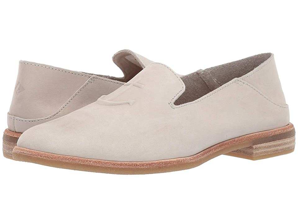 Sperry Seaport Levy Leather (Ivory) Women