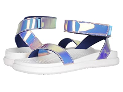 Native Shoes Juliet (Pink Hologram/Shell White) Women