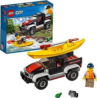 Lego - City Kano Macerası (60240)