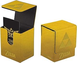 The Legend of Zelda: Gold Tri-Force Magnetic Flip Box