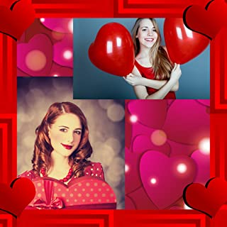 Hearts Photo Collage