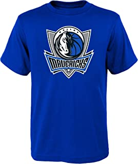 Outerstuff NBA Kids Youth Team Color Alternate Primary Logo T-Shirt