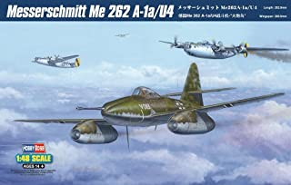 Hobby Boss Messerschmitt Me 262 A-1a/U4 Airplane Model Building Kit