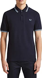 Fred Perry Made in England Twin Tipped Polo Shirt, Style M12