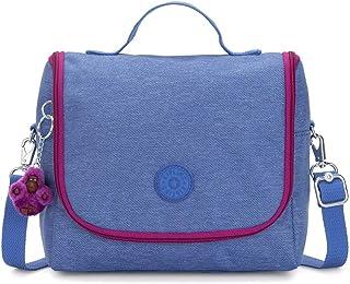 Kipling BTS School Bags New Kichirou Dew Blue