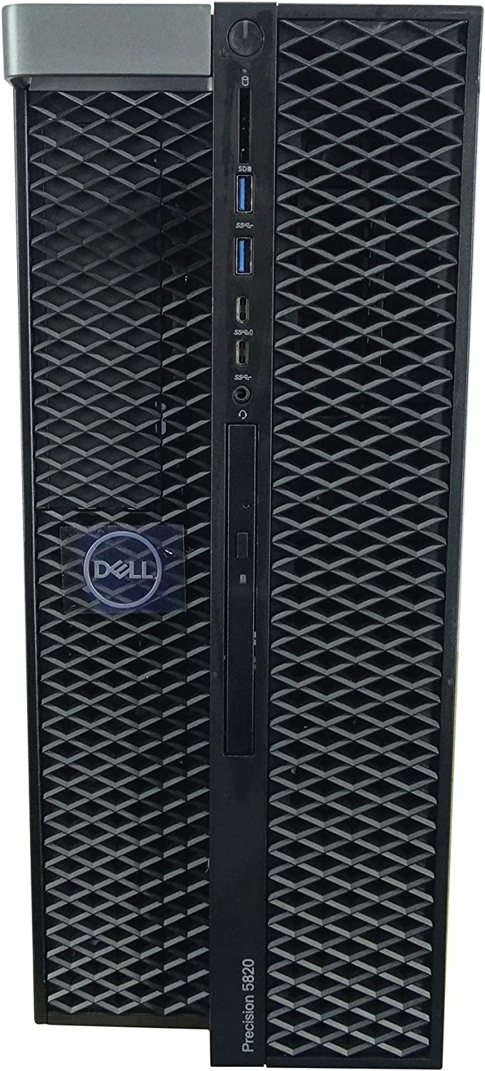 Dell Precision T5820 4.0GHz 4-Core CPU 128GB sold out 512G DDR4 RAM Product 1x