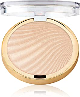 Milani Strobelight Instant Glow Powder - Summer Glow (0.3 Ounce) Vegan, Cruelty-Free Face Highlighter - Shape, Contour & Highlight Features with Shimmer Shades