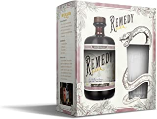 Remedy Rum Elixir GB Highball Glas 34% - Rum 1 x 700 ml