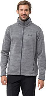 Jack Wolfskin Aquila Altis Men's Fleece Jacket with Short-System-Zip
