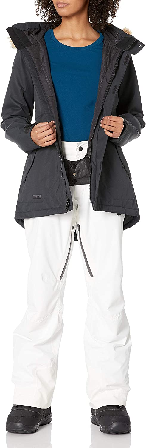 Volcom Womens Fawn Insulated Snow Jacket