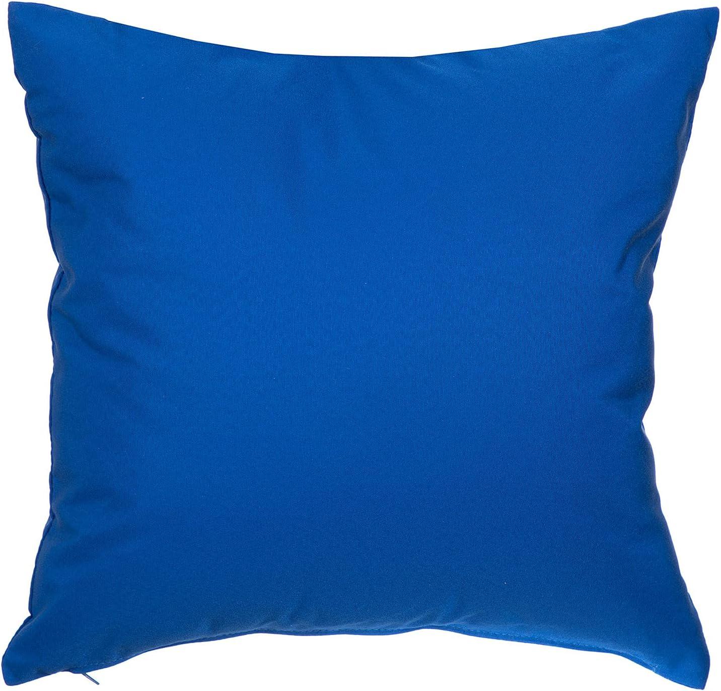 Gouchee Home Inc. Cushion Soleil Philadelphia Mall Blue Max 75% OFF