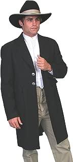 Original Mens Frock Coat - Black