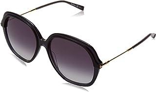 نظارات شمسية ام ام كلاسي اكس للسيدات من ماكس مارا، اسود رمادي، 58