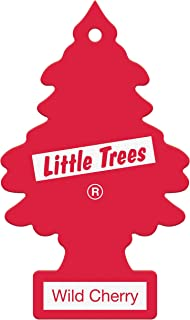 Little Tree Card - Wild Cherry Car Air Freshener