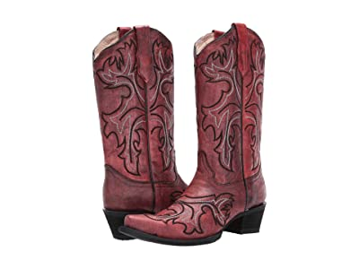 Corral Boots L5562 (Red) Women
