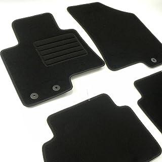 MDM Fußmatten ix35 ab 2010  Passform wie Original aus Velours, Automatten mit Absatzschoner aus Textile, Rand rutschhemmender, cod. One 1456