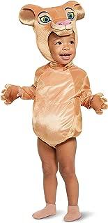 Disguise Baby Girls Nala Infant Costume