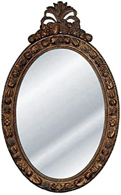 Hickory Manor House Pomegranate Mirror, Ornate