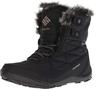Columbia Women's Minx Shorty Iii Snow Boot