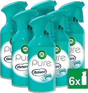 Air Wick - Ambientador aerosol, esencia para casa con aroma