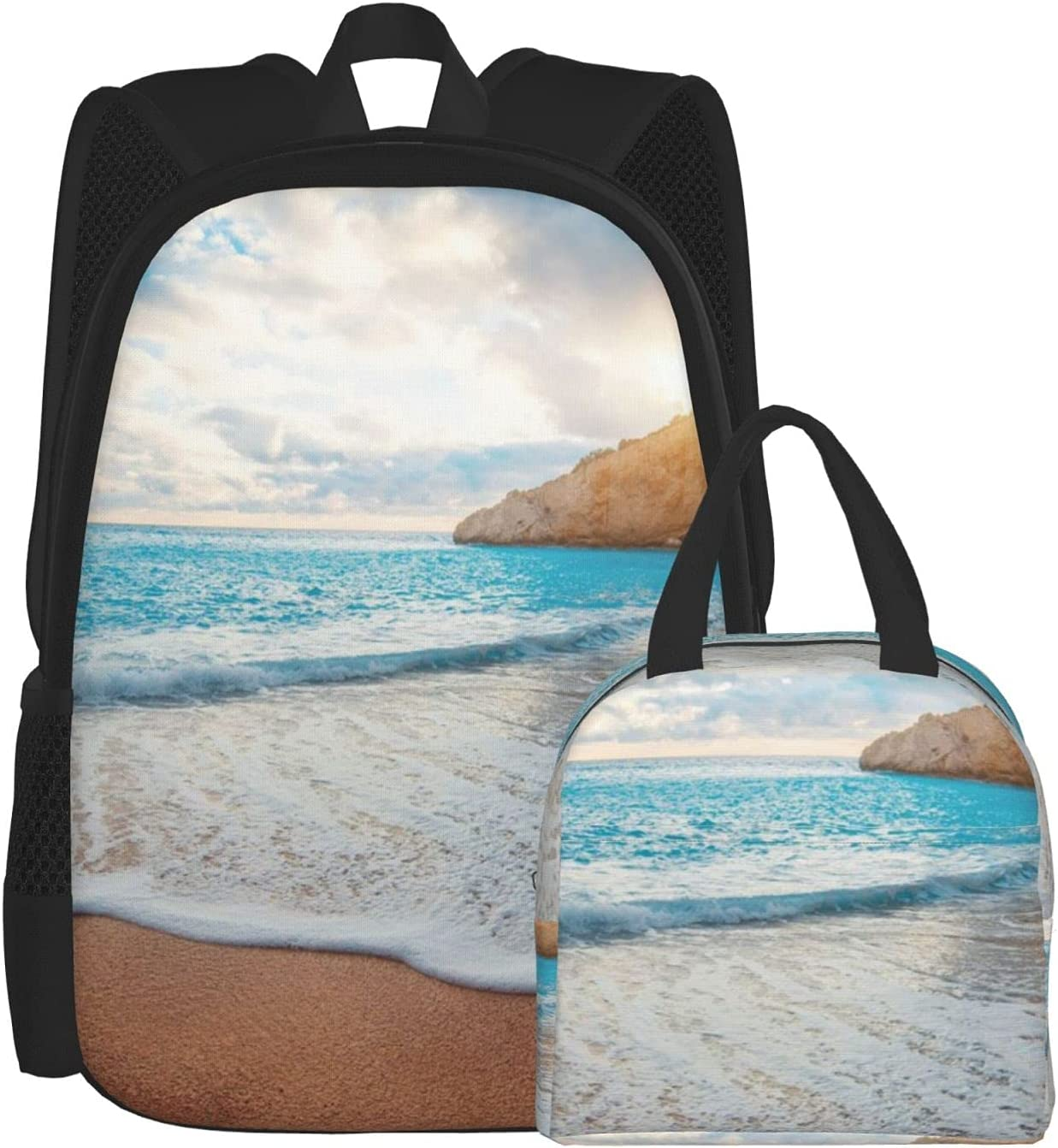 Backpack And Lunch Columbus Phoenix Mall Mall Bag Set 2 Rush To Beach Tropical Water Piece