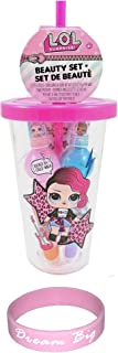 LOL Suprise Tumbler With Cosmetics & Bracelet Play Fun For Girls