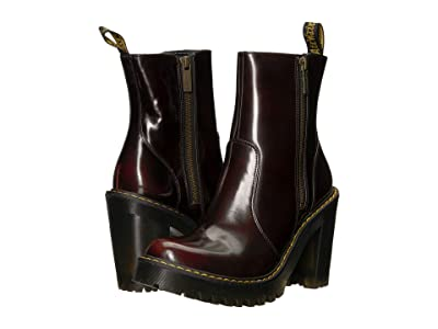 Dr. Martens Magdalena II Seirene (Cherry Red) Women
