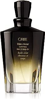 ORIBE Cote d'Azur Luminous Hair & Body Oil, 3.4 Fl Oz