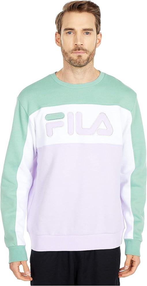 Feldspar/White/Pastel Lilac
