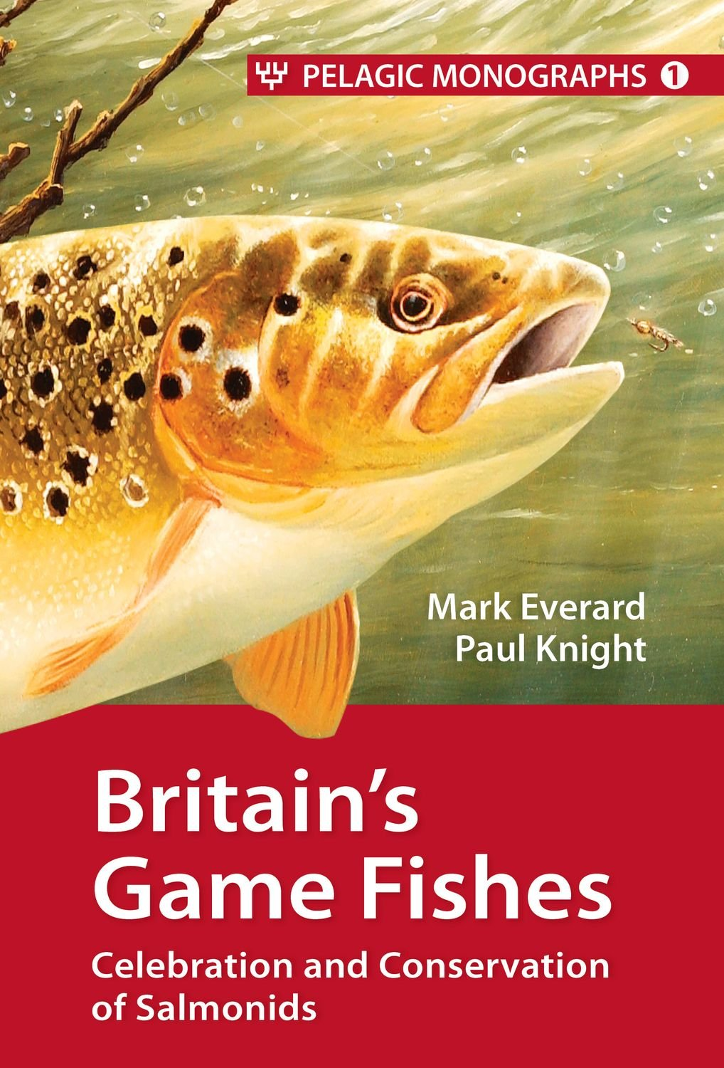 Image OfBritains Game Fishes: Celebration And Conservation Of Salmonids (Pelagic Monographs Book 1) (English Edition)
