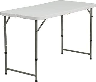 Flash Furniture Plastic Folding Table (24