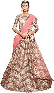 Designer Bridal Wedding Cocktail Silk Lehenga Choli with Heavy Embroidery work Indian Women dress 7521
