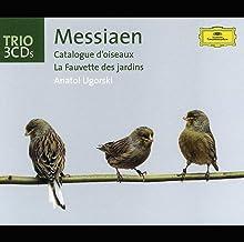 Messiaen: Catalogue d'oiseaux; La Fauvette des jardins