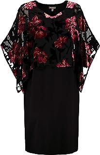 Amazon Fr Robe Rose Et Noir