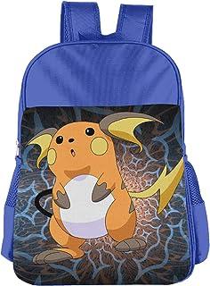 Raichu Children's Bags Kid School Bag Boy Girl Backpack