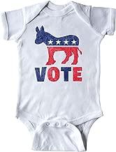 inktastic - Democrat Donkey Vote 2 Infant Creeper db61