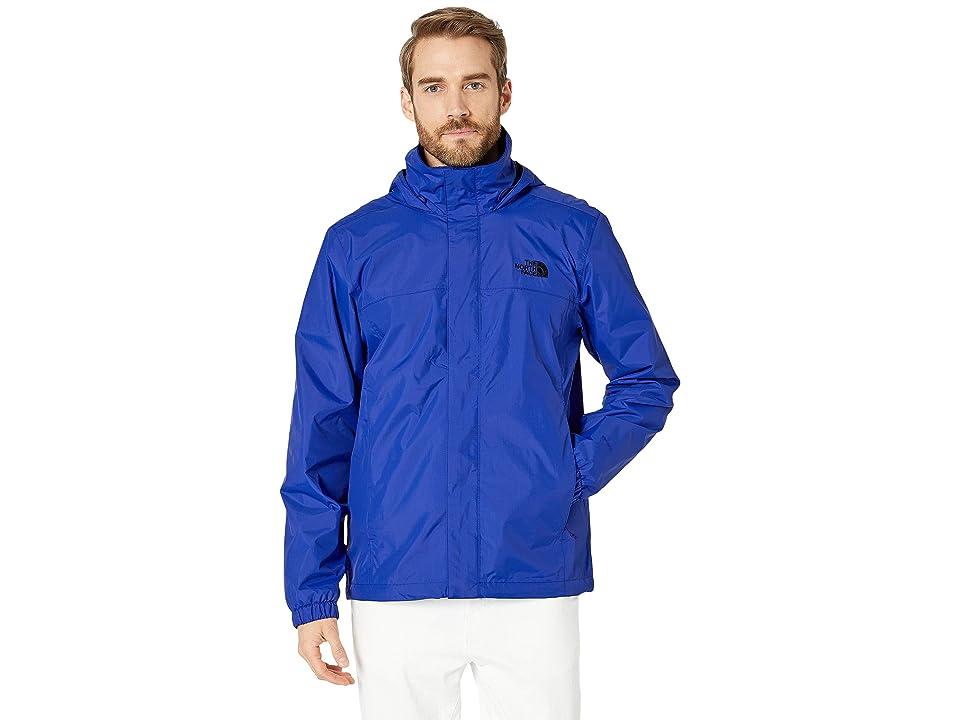 The North Face Resolve 2 Jacket (Aztec Blue) Men