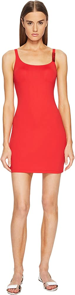 Moschino - Basic Color Dress Cover-Up