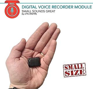 Mini Grabadora de Voz con Sensor Activado por Voz, Memoria Incorporada de 8GB para 572