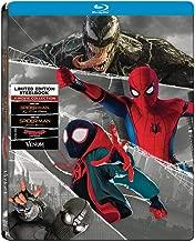 Colección Spiderman Steelbok [Blu-ray] - Edición exclusiva Amazon